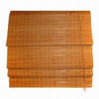 Bamboo Blind/Curtain in Rolling Style, Various Sizes, Colors and Designs are Available Manufactures