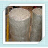 Flexible Thermal Insulation Rockwool Blanket With Wire Mesh Manufactures