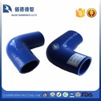 90 degree elbow silicone rubber hose Manufactures