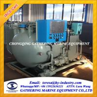 China IMO Marine Sewage Treatment Plant on sale