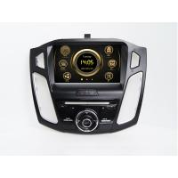 China In car touch screen dvd multimedia player dvd bluetooth wince for ford focus 2015 on sale