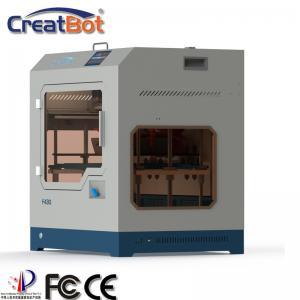 Quality Plastic Moulding CreatBot 3D Printer High Precision Fully Enclosed 110V / 220V for sale