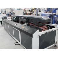 China SJSZ 51 / 105 WPC Profile Extrusion Line , 3 Zones Conical Twin Screw Extruder on sale