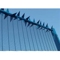 China High Security Wire Mesh Fence galvanized 358 Fence welded wire mesh panel fencing on sale