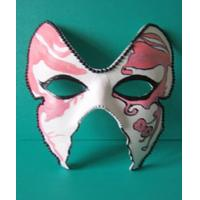 Custom Pulp Moulded Products DIY Mask for Party Costume Decoration Manufactures