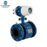 DN65 Caliber Waste Water Mechanical Acid Liquid Flow Meter,Wastewater Flow Meter, Mechanical Smart Electromagnetic Flowm Manufactures