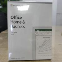 Full Version Microsoft Office Retail Box KEY Code Licence COA Sticker For 1 PC Windows 10 Manufactures