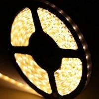 Buy cheap DC12V 120 Leds 9.6W 3528 SMD LED Strip 3000K - 4000K Warm White IP67 Waterproof from wholesalers