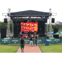 China Hire Indoor LED Display Panel Flat / Curve Video Wall For Commercial Activity on sale