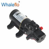 Whaleflo Micro Diaphragm Pumps 24 VOLTS 80psi 4.0LPM Pressure Water Pump for Agriculture Manufactures