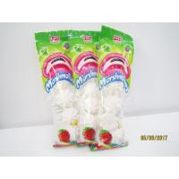 Steamed Bun Shape Marshmallow Candy , Soft And Sweet Personalized Marshmallows Manufactures