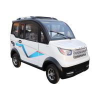 big loading 4-6 people Enclosed electric car for passengers/micro electric car adult in house saling, short delivery Manufactures