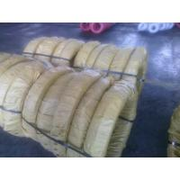 7/3.25mm 7/4.0mm Galvanized Steel Wire Cable Tensile Strength 1000-1550 MPA Manufactures