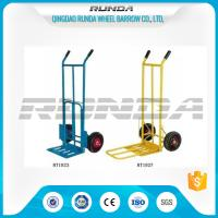 """250kg Load Two Wheel Cart Dolly1249x650x578mm Pneumatic Wheel 10""""X3.50-4 Manufactures"""
