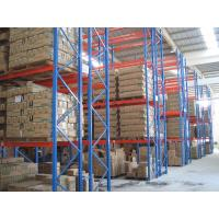 50.8mm Pitch Selective Pallet Racking System Large Scale For Cold Room Storage Manufactures