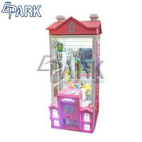 China Villa House EPARK claw crane doll game coin operated gift machine on sale