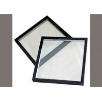 Green Low E Insulated Glass Sun Shading Type Customized IGU Glass Replacement Manufactures