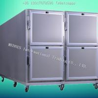 Hot Sales New Style Durable Corpse Mortuary Refrigerator (6body) Manufactures