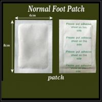 Wood Bamboo Detox Foot Patch Manufactures