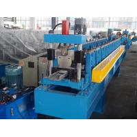 14 stations Cold Roll Forming Machine for upright structure lock type Manufactures