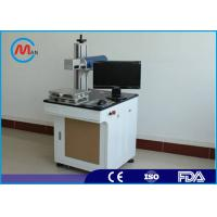 Raycus Portable CO2 Laser Marking Machine For Stainless Steel High Speed Manufactures