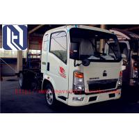 Low Noise Light Mini Tipper Truck / Air Brake 2-5 Ton Light Duty Dump Truck Manufactures