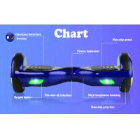 China 6.5 inch Mini Segway Scooter Two Wheel Self Balancing Unicycle , 25KM per charge on sale