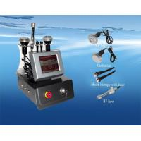 Vacuum RF 2MHZ Ultrasonic Cavitation Slimming Machine For Body , Face Manufactures
