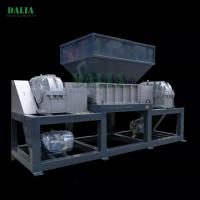 High Performance Scrap Metal Shredder Machine 4.8T Weight Good Durability Manufactures