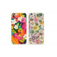 Buy cheap Transparency TPU iPhone X Phone Case With DIY Uv Printing / Painted shell from wholesalers