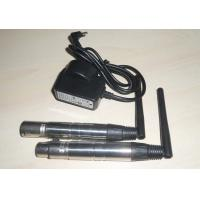 2.4g Dmx 512  3xlr Wireless Dmx Lighting Controller Transmitter And Receiver Manufactures