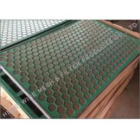 Model 2000 Shale Shaker Vibrating Screen , Mud Clean Solid Control Shaker Screen Manufactures