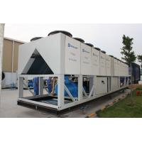 Semi Hermelic Dual Screw R134a 1367.3kw Commercial Air cooled chiller Manufactures