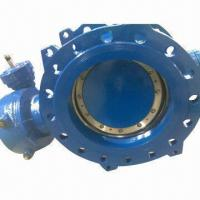 Quality Triple Offset Flanged Butterfly Valve for sale