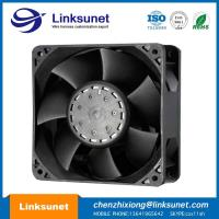 DB3828 UL94 - V0 Axial Cooling Fans Integrated Stator Airfoil Blade DC EC AC Colling Fan Manufactures