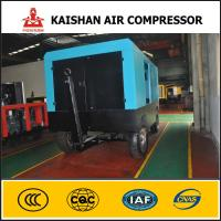 Rotary Screw Air Compressor LGCY-22/8 Diesel Power Mobile Air Compressor Manufactures