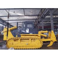 SD32 Shantui Crawler Bulldozer With 121L Cooling Water And 320hp 2000rpm Max. Output Manufactures