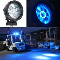 China XRL-27W Led Work Light Forklift Red Zone Danger Area Warning Light Blue Safety on sale