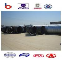 Quality Corrugated Steel Pipe / Steel Pipe is one of the important parts of Highway for sale