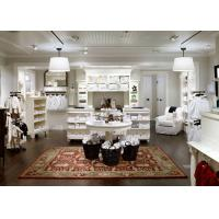 Baby Store Fixtures / Retail Store Furniture Fixtures Healthy Wood Material Manufactures