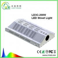 AC380V TUV CE 150W 180W 200W Street Light Led Replacement 4500K Meanwell Driver Manufactures