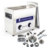 6.5L 2L Fast Removing Contaminant Digital Ultrasonic Cleaner For Diesel injector, nozzle Manufactures