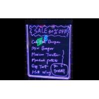 China One Color Indoor And Semi-ourdoor Advertising LED Writing Board on sale