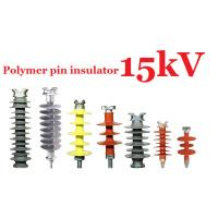 15kV ECR Solid Core Insulator Polymer Light Weight For Electric Line Manufactures