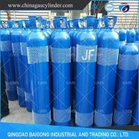 47L Working Pressure 200bar Seamless Steel Gas Cylinder Manufactures
