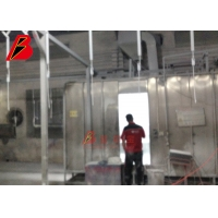 China BZB industrial powder coating equipment on sale