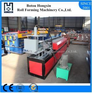 Hydraulic Pump Rolling Shutter Machine, Aluminum Sheet Metal Roll Forming Machines Manufactures