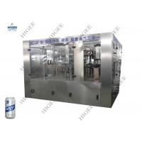 China Automatic Aluminum Can Filling Machine , Aerosol Filling Machine / Equipment on sale