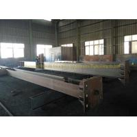 Hot Rolled JIS / GB Standard Steel H Beam For Ship Building , Bridging Manufactures