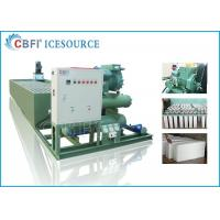 Customized Voltage Ice Block Machine With Germany Bitzer Compressor Manufactures